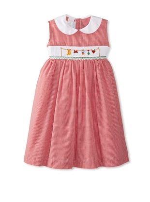 61% OFF Viva La Fete Kid's Betti Terrell Beach Day Sundress (Red)