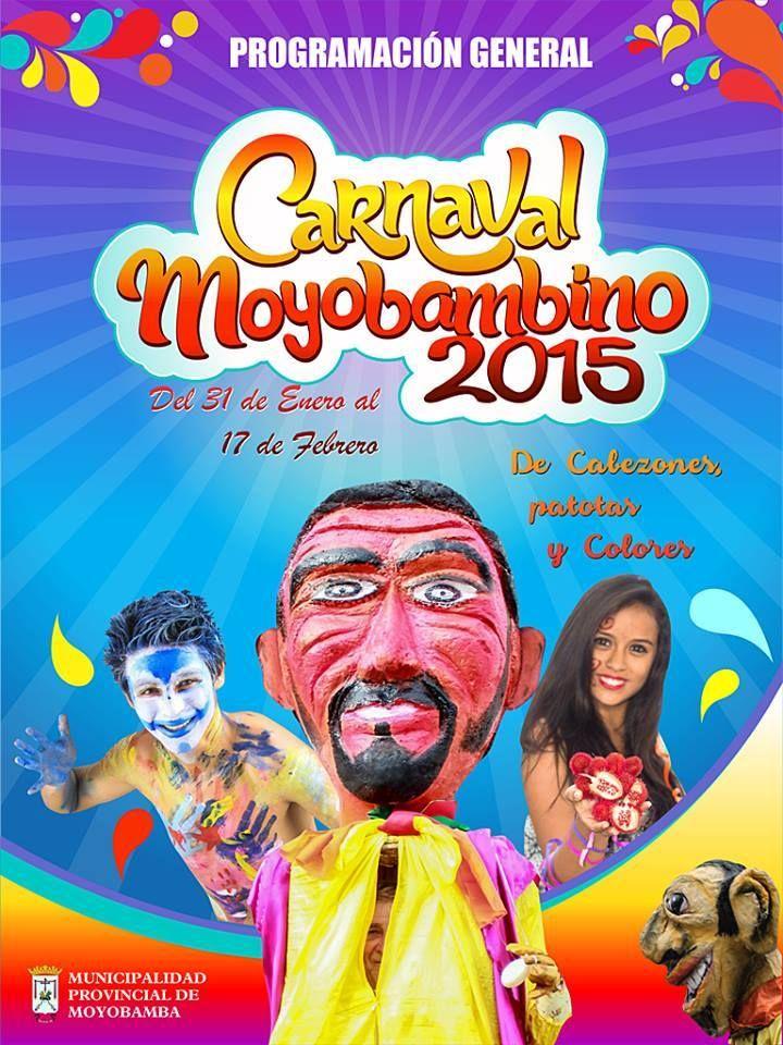 Carnaval Moyobambino 2015