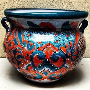 Talavera Pottery #oldworldpotteryofwichitafalls #oldworldpottery #colorful  #talavera #bright #pottery #wichitafalls
