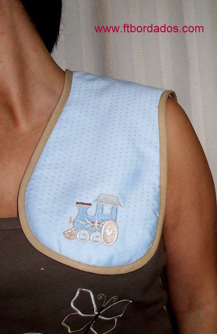babitas personalizadas bebe | FT Bordados