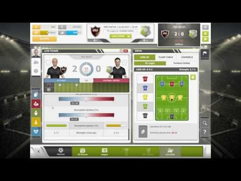 Goalunited PRO football manager for experts #2 - Goalunited PRO football manager for experts is a multiplatform, Football Management simulation MMO Game where you lead your professional club to soccer worlds glory
