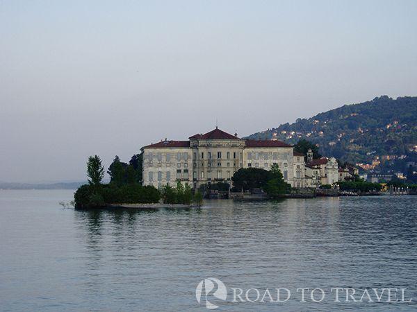 Borromean Islands - Isola Bella - Lake Maggiore - Italy