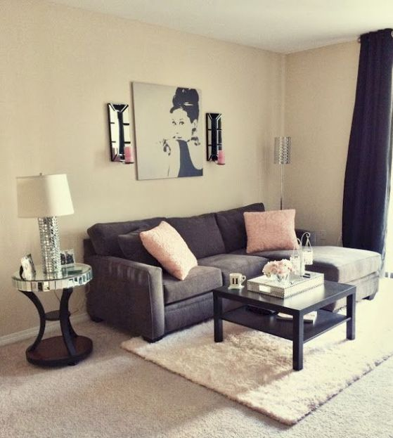 17 best ideas about cute apartment decor on pinterest - Decor ideas for living room apartment ...
