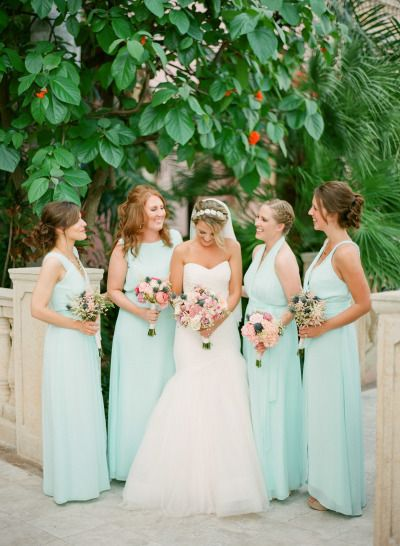 1000 images about mint bridesmaid dresses on pinterest for Boca raton wedding dresses