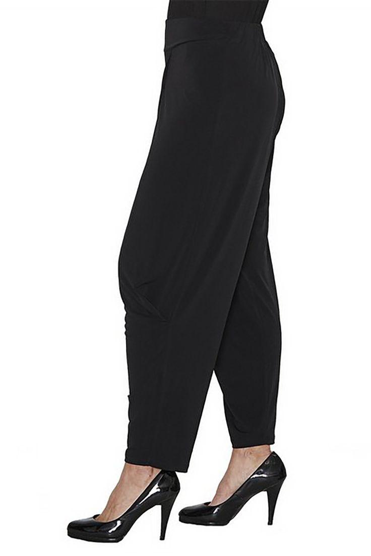 Threadz - Black Jersey Pant - Style No: 19720