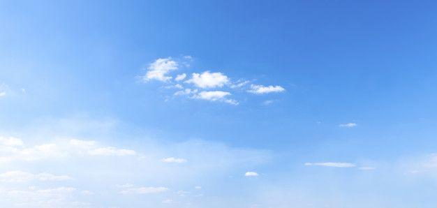 Download Gratis Blauwe Lucht Countryside Landscape Blue Sky Background Clear Blue Sky