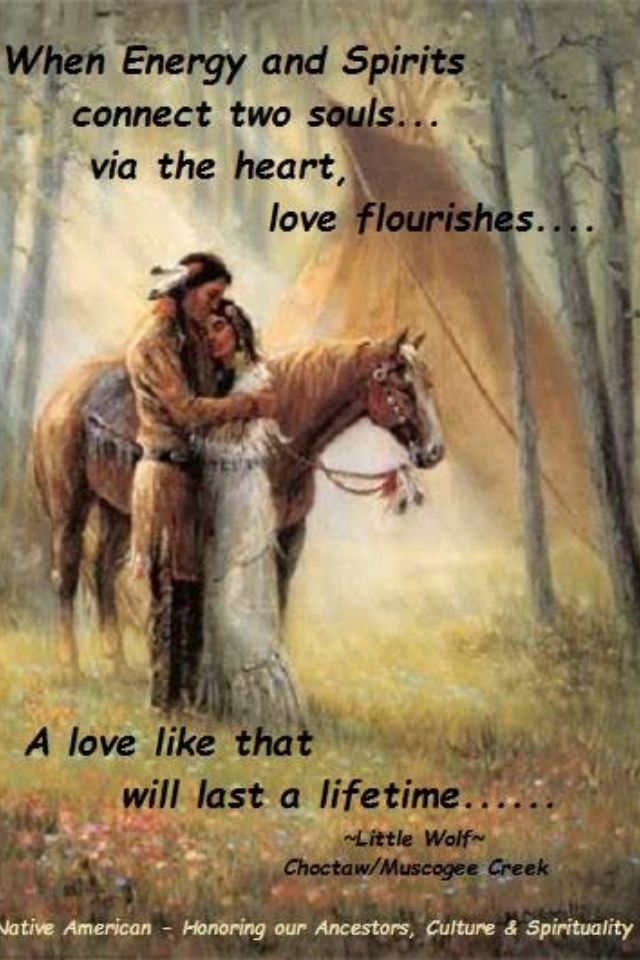 Soul Mates Twin Flames Soul Mates Native American Pictures