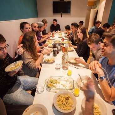 Workaway in Spain. Join us to help in the best Hostel in Madrid!