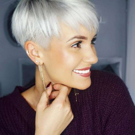 Short Hairstyle 2018 – 92