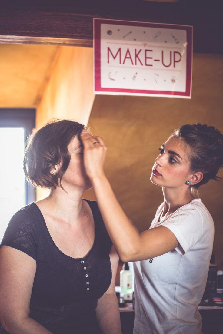 Maquillage by Ecole Européenne de Beauté Coiffure Esthétique