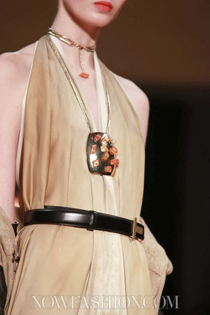 Gustavo Lins #Couture #Spring/Summer/2013 #Paris