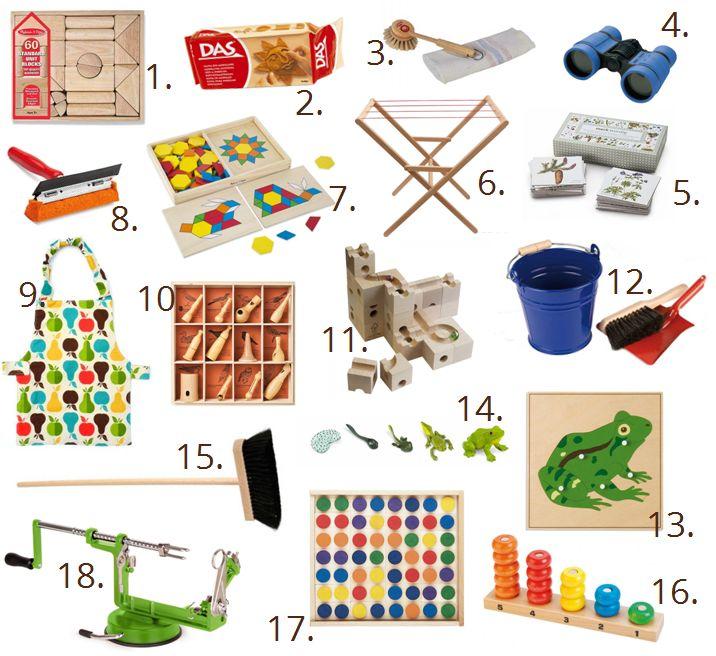 Übungen des praktischen Lebens, Geschenkideen, 3 Jahre alt, Puzzle, Apfelschäler, erstes Zählen, Bausteine