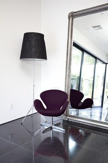 PANGEA/home ...Astro Chair - Purple: Apartment Decor, Apartment Life, Astro Chairs, Events, Pangea Hom, Reading Chairs, Purple Goodies, Products, Beautiful Chairs