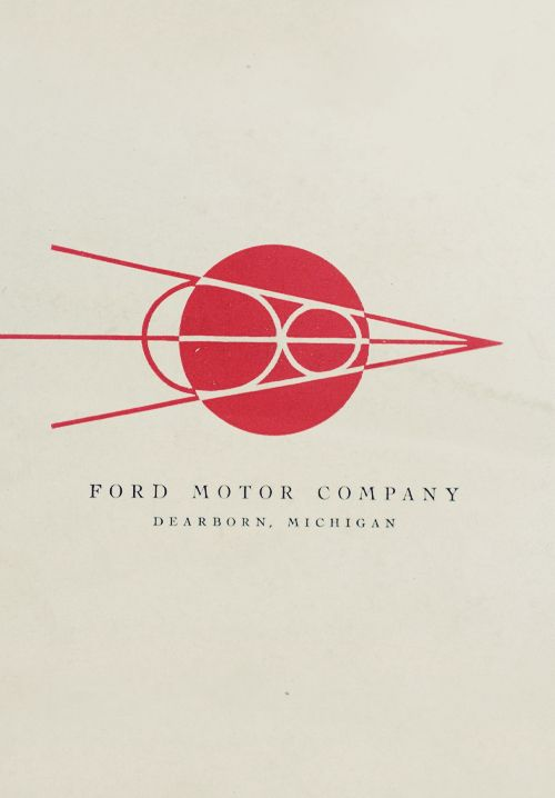 Type Hunting: Ford Motor Company