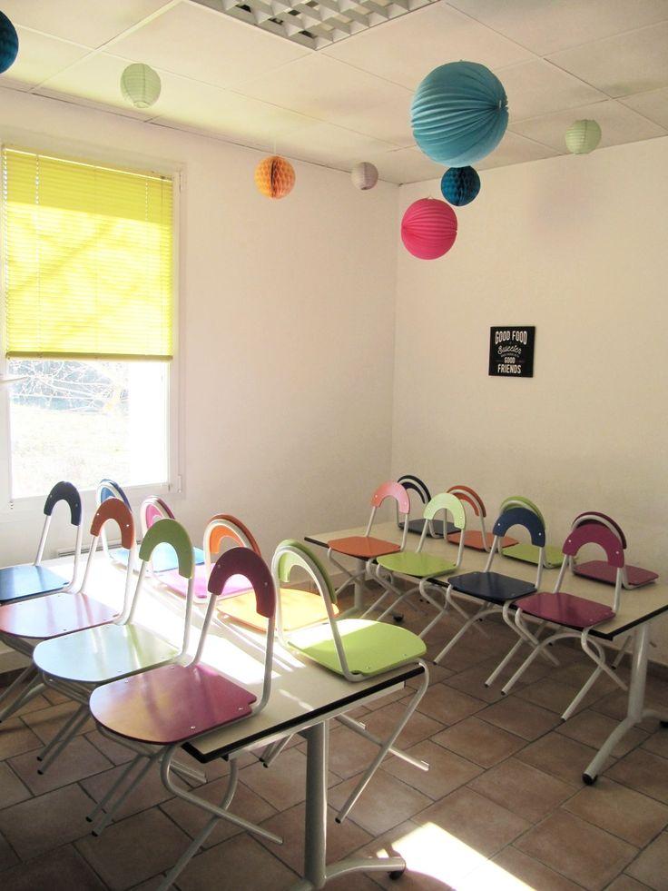 Ecole privée Perel - Aix en Provence - Réfectoire