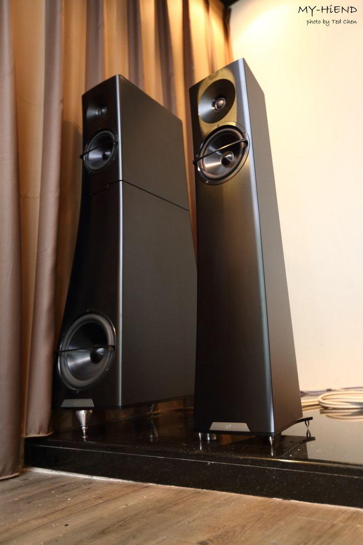 YG Acoustics Hailey 1.2 & Carmel 2