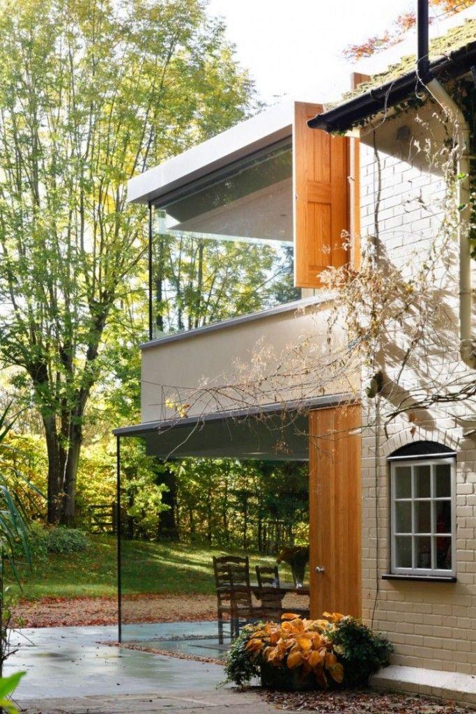 Traditioneel huis met moderne uitbouw - MakeOver.nl