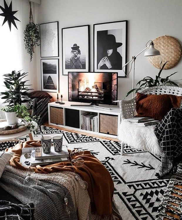 8 Tipps für Boho Style Home Decor – Salas – #BO…