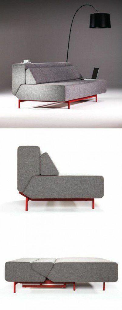 Die Besten 25+ Bettsofa Mit Matratze Ideen Auf Pinterest Kreatives Sofa  Design Wolke
