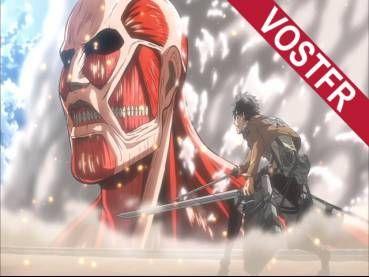 Regarder Shingeki no Kyojin Season 2 Episode 5 vostfr en streaming gratuitement avec une qualité HD sans telecharger sur youwatch, exashare, rutube, okru, et dailymotion
