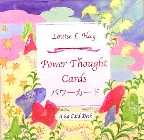 ルイーズヘイの言葉がつまったカード。世界を癒す ルイーズヘイ