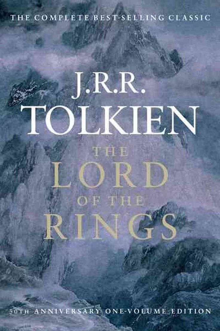 The Lord Of Rings Trilogy By J One NPRs Top 100 Science Fiction Fantasy Books