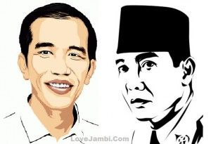 Antara Jokowi dan Soekarno : Jokowi Getaran Soekarno (?)  http://lovejambi.com/news/2013/10/14/jokowi-getaran-soekarno/1142.html