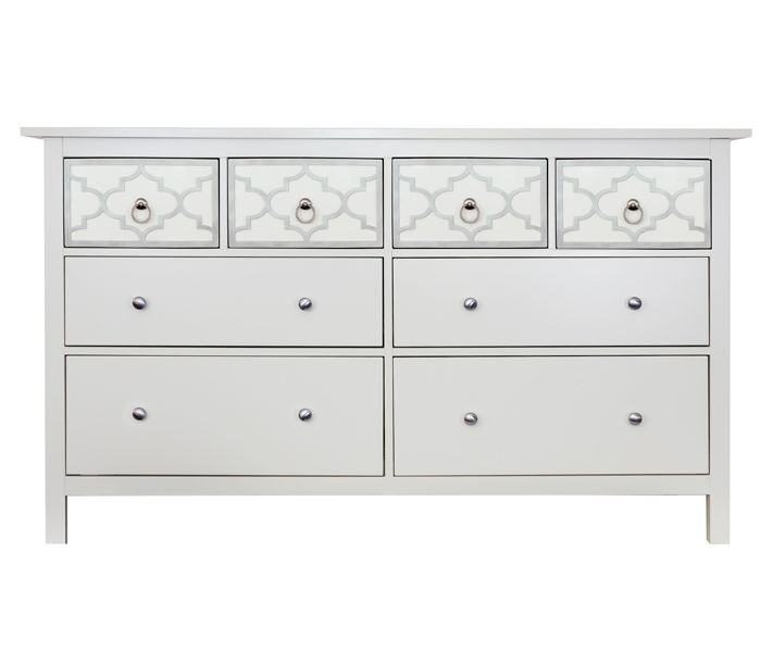 Picture Of Jasmine Ou0027verlays Kit For IKEA Hemnes Drawer) TOP Drawer Panels
