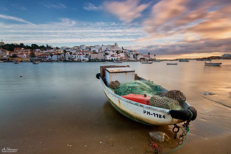 The boat - Algarve - Portugal