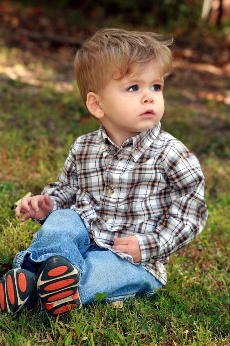 handsome little boy