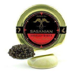 OVERNIGHT GUARANTEED! Fresh Farmed Siberian Sturgeon Osetra Caviar 2 oz Jar - http://www.fivedollarmarket.com/overnight-guaranteed-fresh-farmed-siberian-sturgeon-osetra-caviar-2-oz-jar/