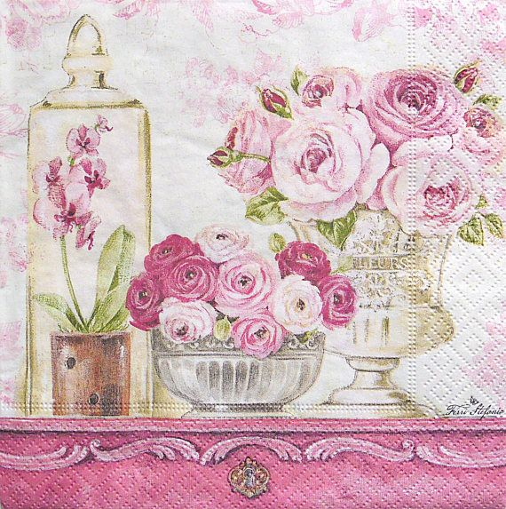387 best Paper napkins for Decoupage or collectibles images on Pinterest