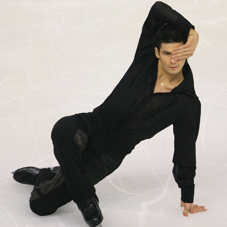 stephane lambiel i do remember seeing stephane win his first