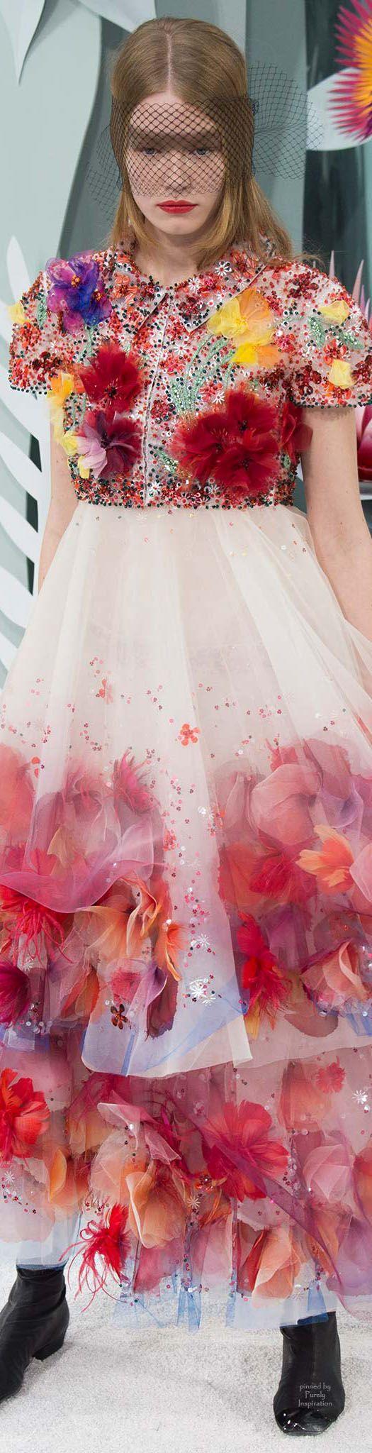 Mejores 34 imágenes de VESTIDOS CON FLORES en Pinterest | Vestidos ...