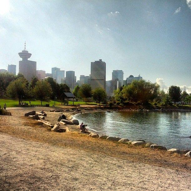 Crab Park, Vancouver