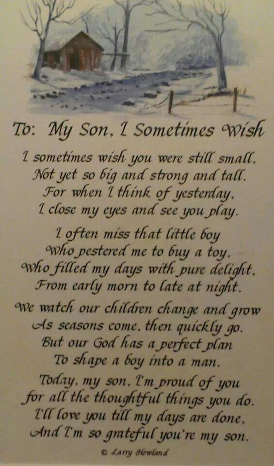 Son poem