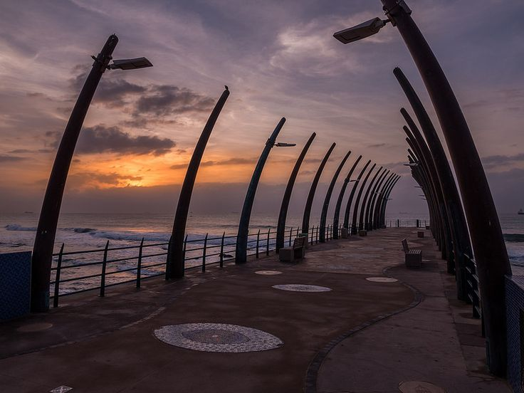 Moyo Pier, Durban, KwaZulu-Natal, South Africa | by South African Tourism