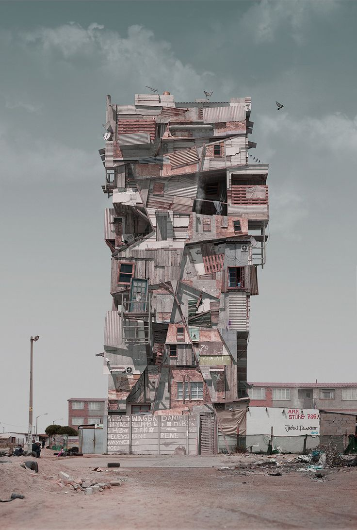 Con/struct: The Fictional Urban Architecture of Justin Plunkett