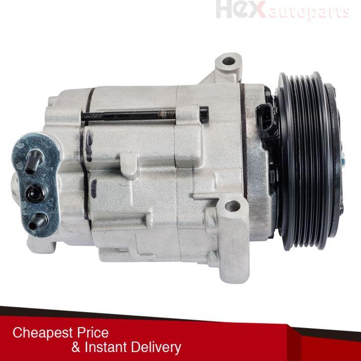 Hex AutoParts- A/C Compressor for 2010-2011 Chevy Equinox, GMC Terrain 2.4L