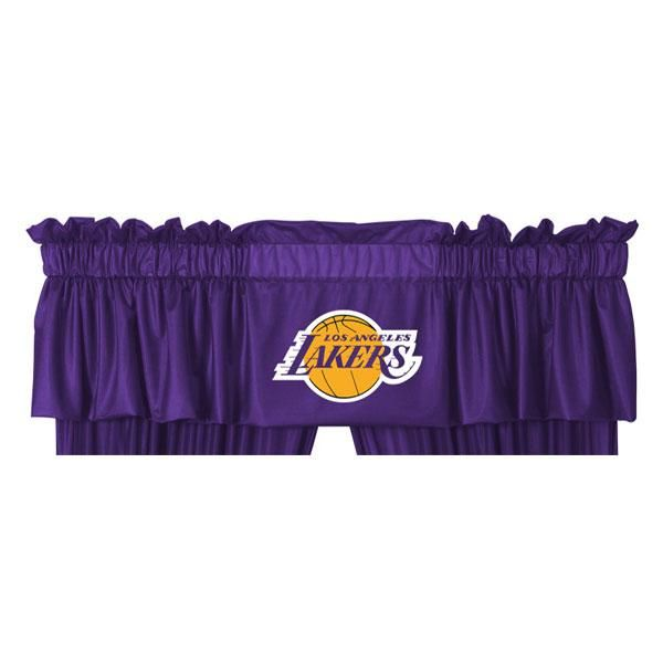 Nba Los Angeles Lakers Sports Coverage Locker Room Curtain Panels