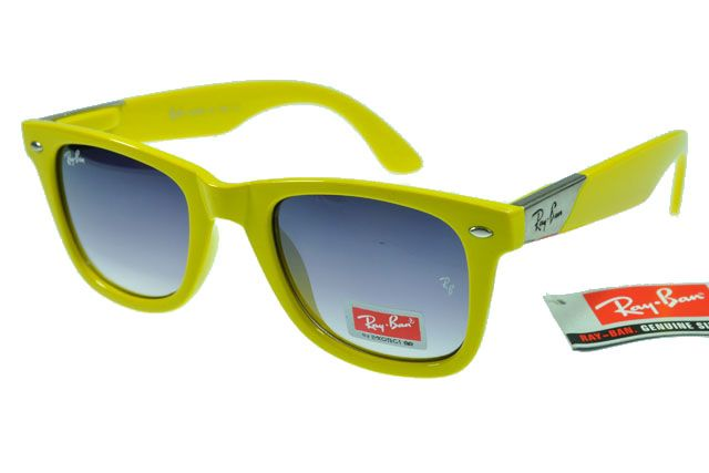 d15567d034 Ray Ban Clubmaster Yellow