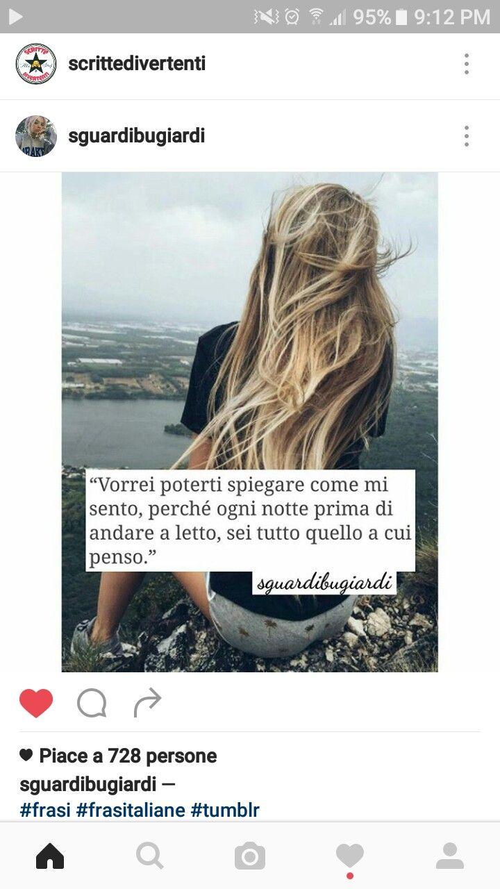 Molto 10 best Frasi Tumblr images on Pinterest | Tumblr, Affirmation and  SA33