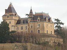 Liste des châteaux de la métropole de Lyon — Wikipédia