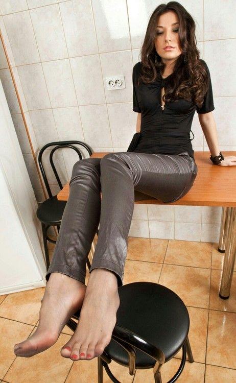 Having Sex On Kitchen Table