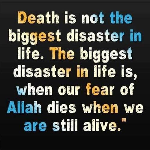 what islam says about life