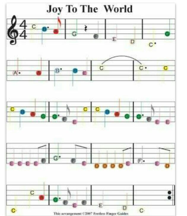 1000 Ideas About Easy Piano Songs On Pinterest: Free Online Christmas Sheet Music For Guitar