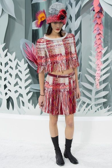 Chanel - Haute Couture Spring Summer 2015 - Shows - Vogue.it
