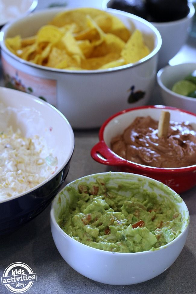 5 Cravable Dip Recipes for A New Year's Eve Party ...