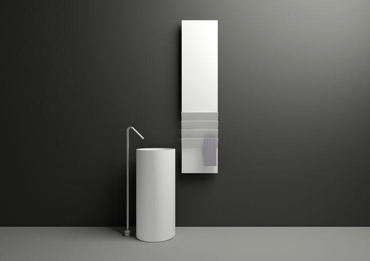 FLAPS - Entièrement fabriqué en ALUMINIUM recyclable à haut rendement thermique, il est caractérisé par une plaque de 3mm d'épaisseur - 171x35 ou 200x35 cm - puissances de 300 W ou 500 W- à partir de 1 034 €