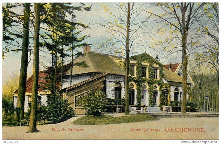 Hotel De Tent Oranjewoud